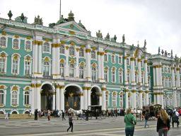 St. Petersburg June 2010