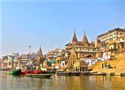 Rajasthan Part 2: Jaipur, Khajuraho, Varanassi Feb 2012
