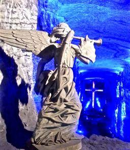 Zipaquira Salt Cathedral Feb 2014