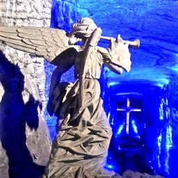 Zipaquira Salt Cathedral Feb 2014