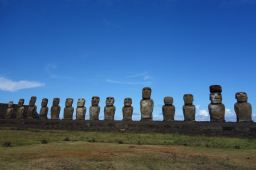 Easter Island March 2013