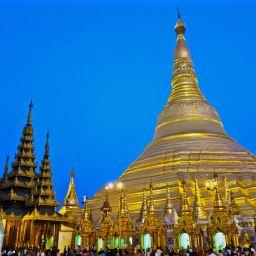Yangon April 2013