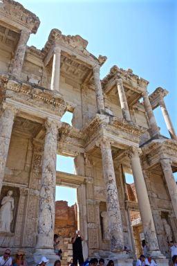 Ephesus & Pergamum July 2013