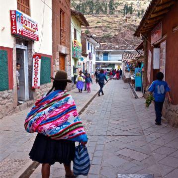 Pisaq, Peru