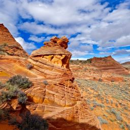 Coyote Buttes South – Pawhole Oct 2015