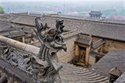 Wang Family Compound Shanxi April 2014