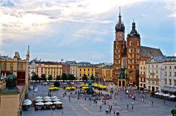 Krakow July 2014