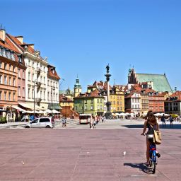 Warsaw July 2014