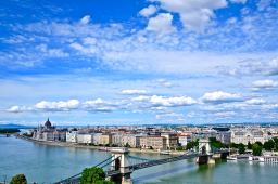 Budapest – Buda side July 2014