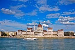 Budapest – Pest side July 2014