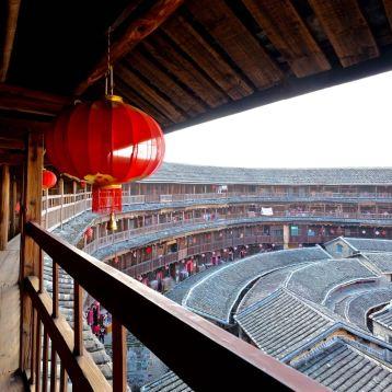 Chengqi Lou, Fujian