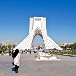 Tehran Apr 2016