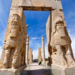 Persepolis & Naqshe Rustam Apr 2016