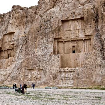 Naqshe Rustam, Iran