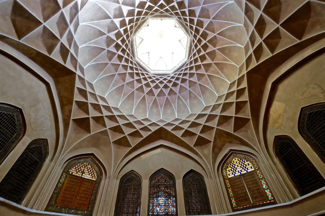 Dowlat Abad, Yazd, Iran