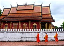 Luang Prabang Sep 2016