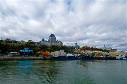 Quebec City Oct 2016