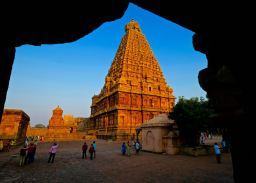 Chola Temples & Trichy Feb 2017