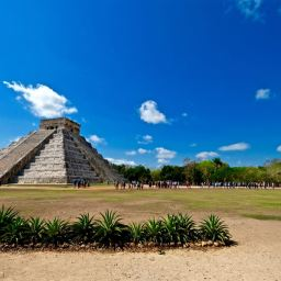 Chichen Itza & Valladolid April 2017