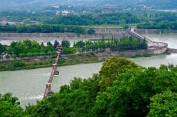 Dujiangyan & Qingcheng May 2017