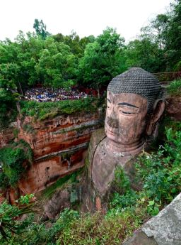 Leshan Giant Buddha May 2017