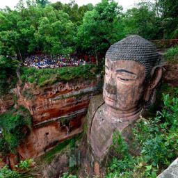 Leshan Giant Buddha May 2017