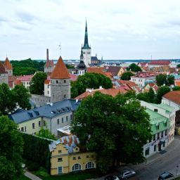 Tallinn Old Town July 2017