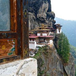 Tiger's Nest Bhutan Apr 2018
