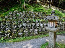 Kyoto: Otagi Nenbutsu-ji May 2018
