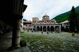 Rila Monastery July 2018