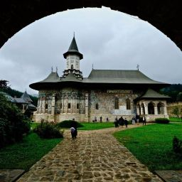 Painted Monasteries of Bucovina July 2018