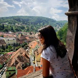Sighisoara July 2018