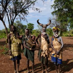 Omo Valley Part 1: Mursi Tribe Sep 2018
