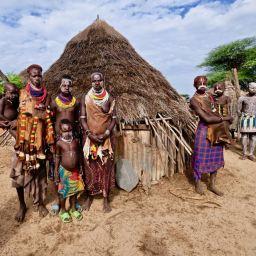 Omo Valley Part 2: Karo Tribe Sep 2018