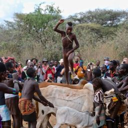 Omo Valley Part 3: Hamar Tribe Sep 2018