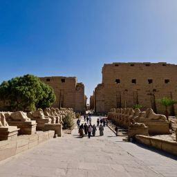 Luxor: Karnak Temple Dec 2018