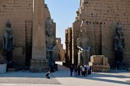 Luxor Temple Dec 2018