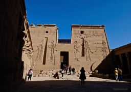 Aswan: Philae Temple & Nubian Village Dec 2018