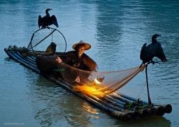 Cormorant Fishermen Apr 2019