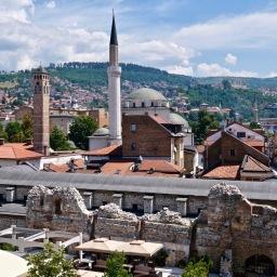 Sarajevo July 2019