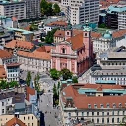 Ljubljana July 2019