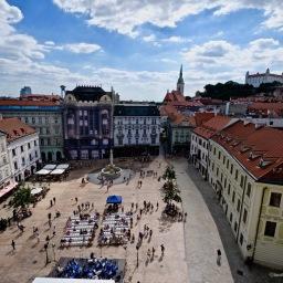 Bratislava July 2019