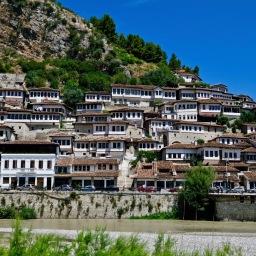 Berat, Albania July 2019