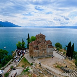 Ohrid July 2019