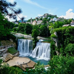 Jajce & Travnik July 2019