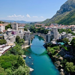 Mostar & Pearls of Herzegovina July 2019