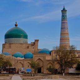Khiva, Uzbekistan Part 2 Oct 2019