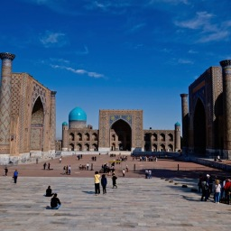Samarkand, Uzbekistan Part 1 Oct 2019