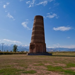 Burana Tower & Ala-Archa Oct 2019