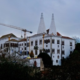 National Palace of Sintra Dec 2019